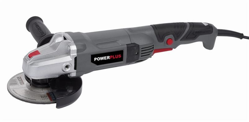 Powerplus POWE20020 900W, kulmahiomakone