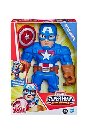Hasbro SHA Mega Mighties Captain America