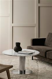 Ellos Sohvapöytä Stoffe, halkaisija 85 cm