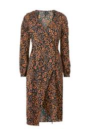 Vero Moda Mekko vmSandra Lillian L/S Wrap Dress