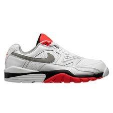 Nike Air Cross Trainer 3 Low - Valkoinen/Harmaa/Punainen