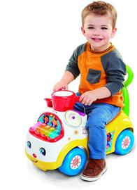 Fisher Price - Ultimate Music Parade Ride On (08380)