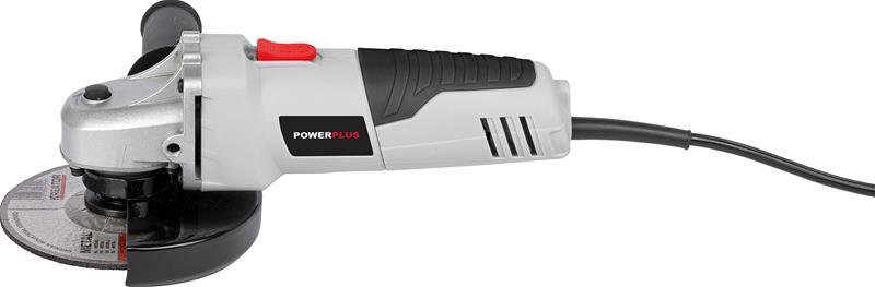 Powerplus POWC30100 500W, kulmahiomakone