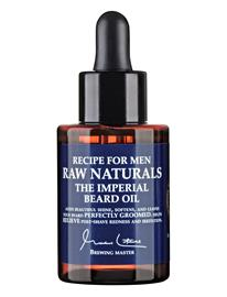 Raw Naturals Brewing Company Imperial Beard Oil Beauty MEN Shaving Products Beard Oil Nude Raw Naturals Brewing Company CLEAR