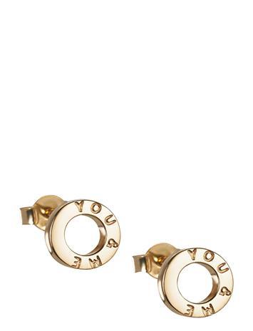 Efva Attling Mini Me You & Me Ear Accessories Jewellery Earrings Studs Kulta Efva Attling GOLD