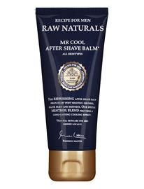 Raw Naturals Brewing Company Mr Cool After Shave Balm Beauty MEN Shaving Products After Shave Nude Raw Naturals Brewing Company CLEAR