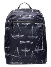 Furla Technical M Backpack Reppu Laukku Sininen Furla TBN-TONI BLU+NERO
