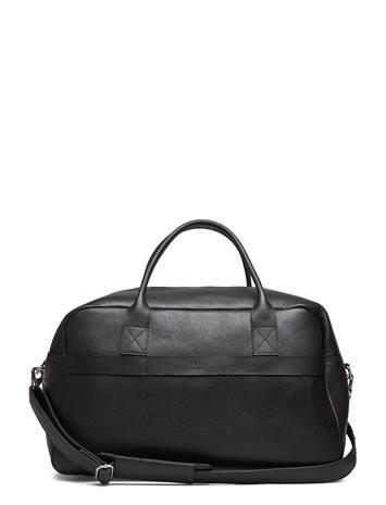 Still Nordic Fly Weekend Bag Bags Weekend & Gym Bags Musta Still Nordic BLACK
