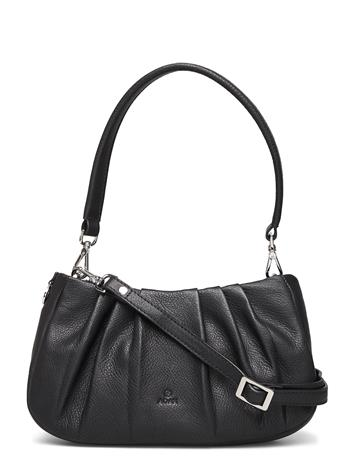 Adax Molise Shoulder Bag Vigga Bags Top Handle Bags Musta Adax BLACK