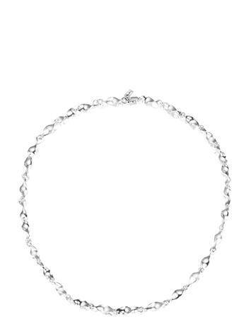 Efva Attling Blades Collier Accessories Jewellery Necklaces Dainty Necklaces Hopea Efva Attling SILVER