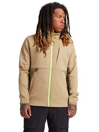 Burton Multipath Fleece Jacket kelp / mrtini Miehet