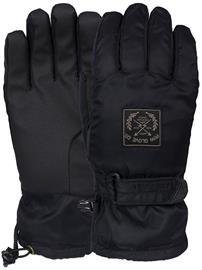 Pow Xg Mid Gloves black Miehet, Miesten hatut, huivit ja asusteet