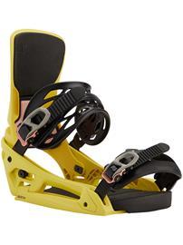 Burton Cartel X EST 2021 yellow Miehet