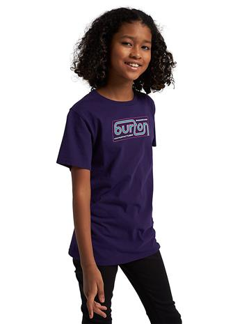 Burton Bryson T-Shirt parachute purple Jätkät