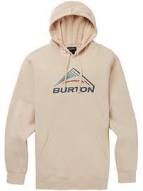 Burton Dillion Hoodie creme brulee Miehet