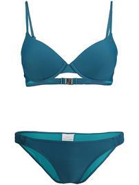 O'Neill Solid Molded Wire B-Cup Bikini Set morrocan blue Naiset