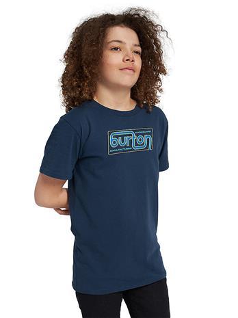 Burton Bryson T-Shirt dress blue Jätkät