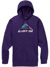 Burton Dillion Hoodie parachute purple Miehet
