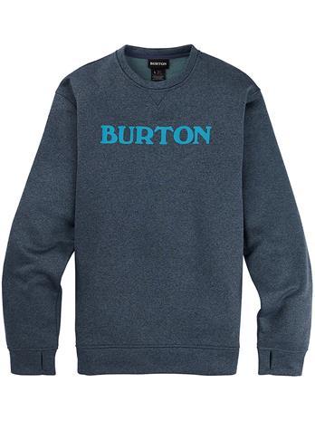 Burton Oak Sweater dress blue heather Miehet