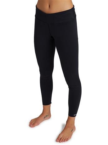 Burton Midweight Tech Pants true black Naiset, Naisten housut ja muut alaosat
