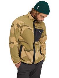 Burton Hearth Fleece Jacket barren / trublk Miehet