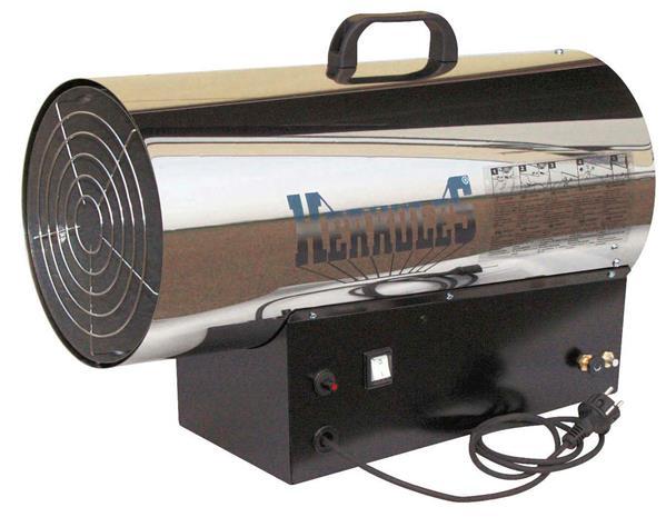Herkules 70 kW, kaasulämmitin