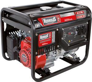 Herkules HSE3000H 2800W, bensiinikäyttöinen aggregaatti