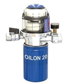 Oilon Plus, öljynsuodatin ja ilmanpoistolaite
