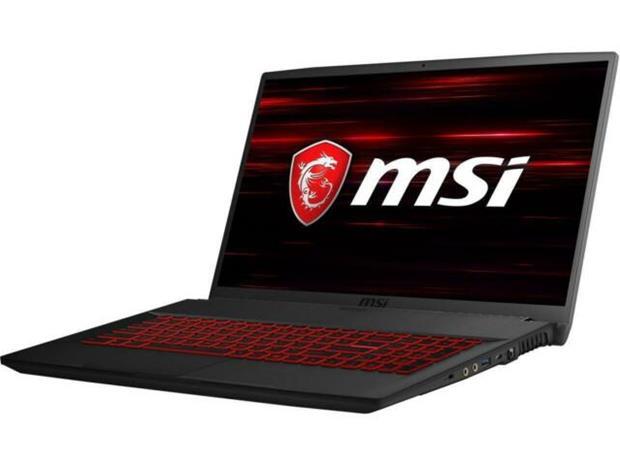 """MSI GF75 9SCXR-601NE Thin (Core i5-9300H, 8 GB, 512 GB SSD, 17,3"""", Win 10), kannettava tietokone"""