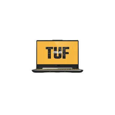 """Asus TUF Gaming FX506LU-HN184T (Core i5-10300H, 16 GB, 512 GB SSD, 15,6"""", Win 10), kannettava tietokone"""