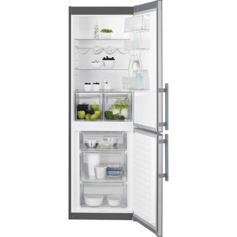 Electrolux LNT3LE34X4, jääkaappipakastin