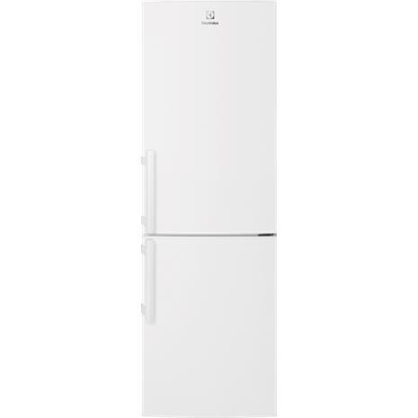 Electrolux LNT3LE34W4, jääkaappipakastin