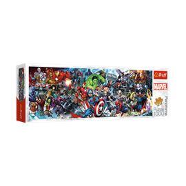 Trefl - Puzzle 1000 pc - Marvel Universe (29047)