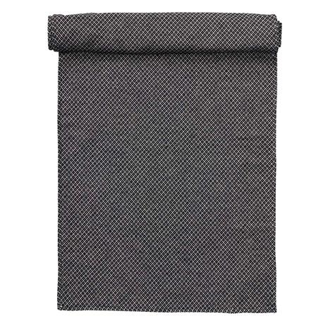 Klippan Yllefabrik Klippan Yllefabrik-Peak Table Runner 50x150 cm, Black