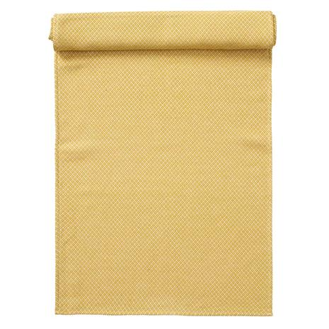 Klippan Yllefabrik Klippan Yllefabrik-Peak Table Runner 50x150 cm, Yellow