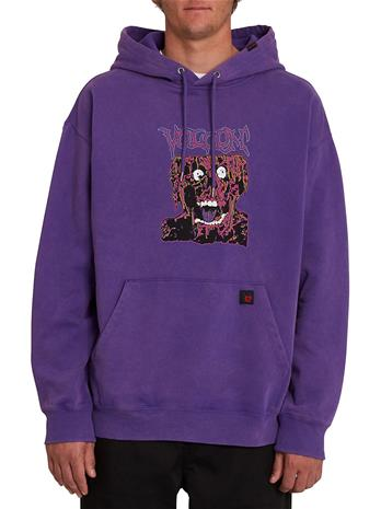 Volcom Something Out There Hoodie prism violet Miehet