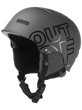 Out Of Wipeout Helmet grey Miehet
