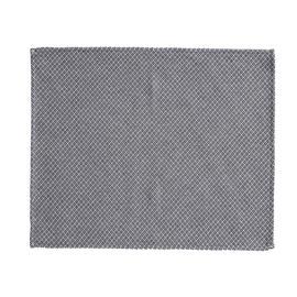 Klippan Yllefabrik Klippan Yllefabrik-Peak Table Mat 35X45 cm, Steel Grey