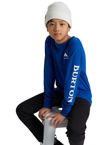 Burton Elite Longsleeve T-Shirt lapis blue Jätkät