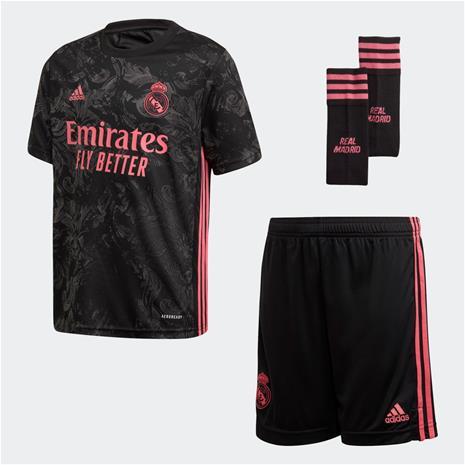 adidas Real Madrid 20/21 Third Youth Kit