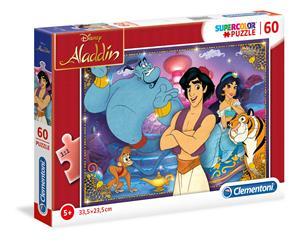 Clementoni Aladdin 60p palapeli