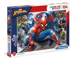 Clementoni Spiderman 104p palapeli