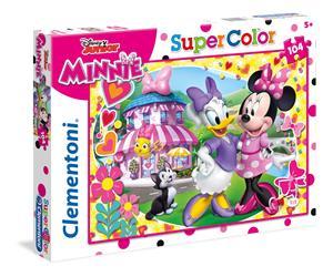 Clementoni Minnie'S Happy Help 104p palapeli