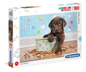 Clementoni Lovely Puppy 180p palapeli