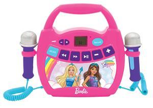 Barbie Kannettava Karaokesoitin