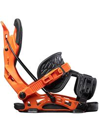Flow NX2 Snowboard Bindings 2021 orange Miehet