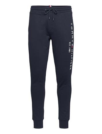 Tommy Hilfiger Basic Branded Sweatpants Collegehousut Olohousut Tommy Hilfiger DESERT SKY