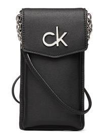 Calvin Klein Ph Pouch Matkapuhelintarvikkeet/covers Musta Calvin Klein BLACK