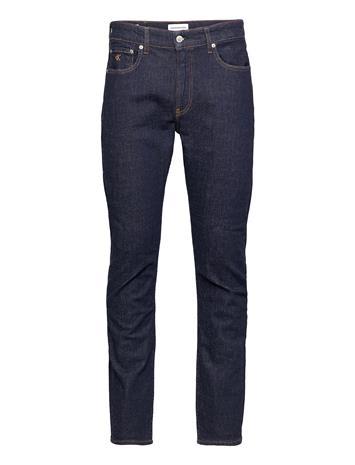 Calvin Klein Jeans Ckj 058 Slim Taper Tiukat Farkut Sininen Calvin Klein Jeans BB244 RINSE