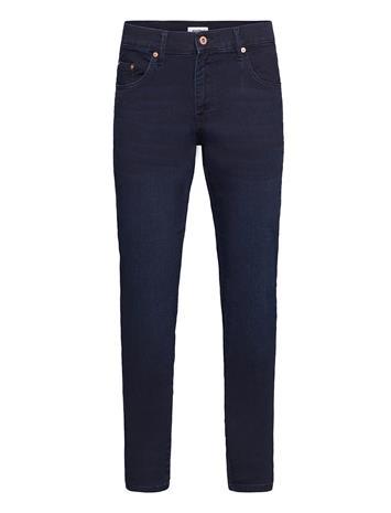 Woodbird Matti Blue Sea Jeans Farkut Sininen Woodbird DEEP BLUE